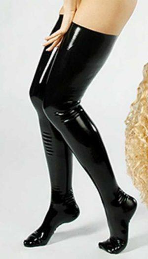 Merry See Deri Görünümlü Çoraplar