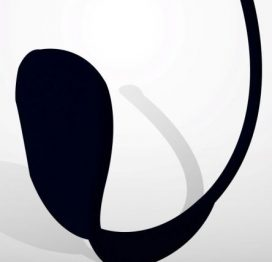 Merry See Siyah C-String