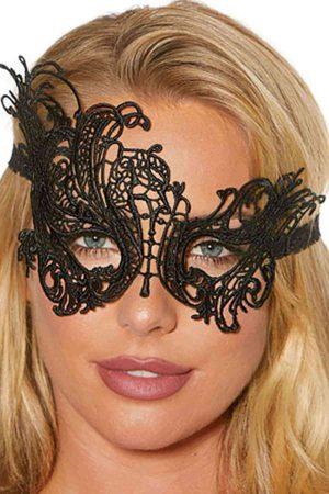 Merry See Dantel Şık Göz Maskesi