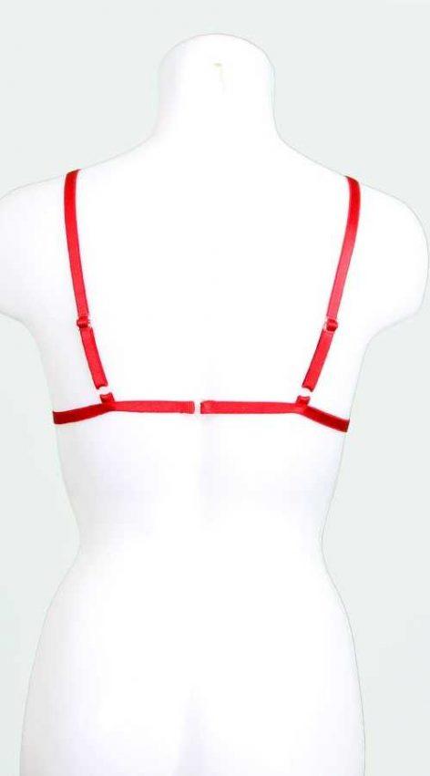Vixson Çekici Kırmızı Bralet Aksesuarı