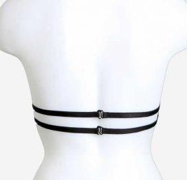 Vixson Açık Dekolte Modelli Bralet Aksesuarı