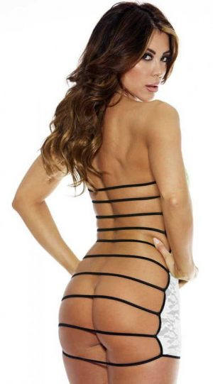 Vixson Fantazi Sexi Kıyafet