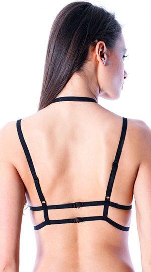 Vixson Uzun Şeritli Dekolte Vixsolette Bralet Aksesuarı