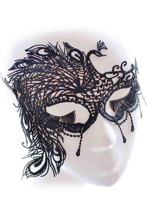 Merry See Özel Tasarım Dantel Göz Maskesi