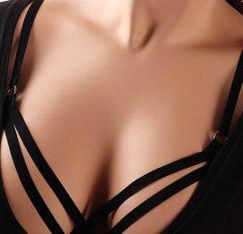 Vixson Şık Harness Bralet Sütyen Aksesuarı